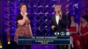 Audrey et Nagui sur France 2