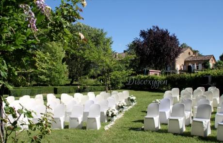 Mariage à Touny les roses, ambiance rétro !