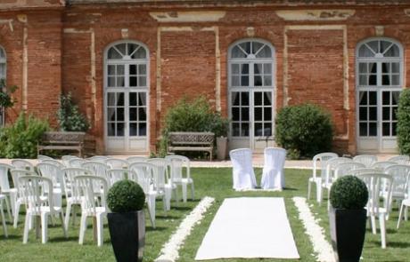 Carte des lieux de réception pour votre mariage